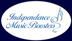 Music Boosters Window Cling